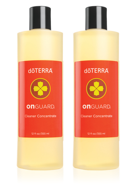 doTERRA On Guard Multi-Purpose Cleaner Concentrate Twin Pack