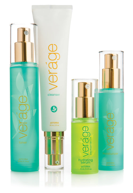 doTERRA Veráge Skin Care Collection - doTERRA