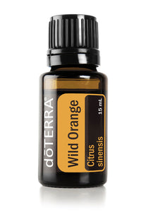 doTERRA Wild Orange Essential Oil - doTERRA