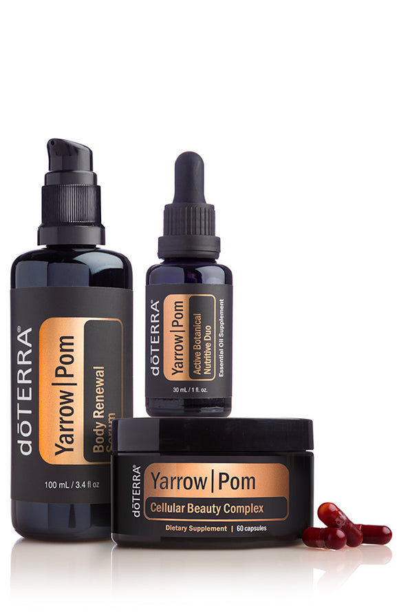 doTERRA Yarrow|Pom Collection - doTERRA