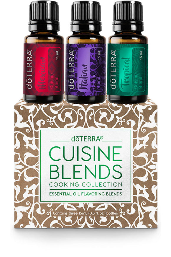 dōTERRA Cuisine Blend Collection