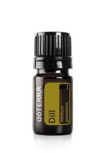 doTERRA Dill Essential Oil
