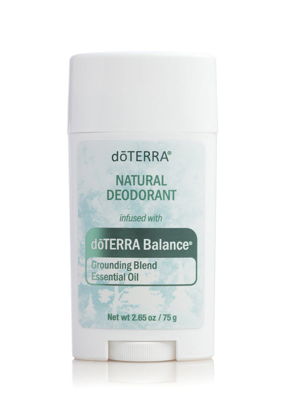 doTERRA Natural Deodorant with Balance Essential Oil