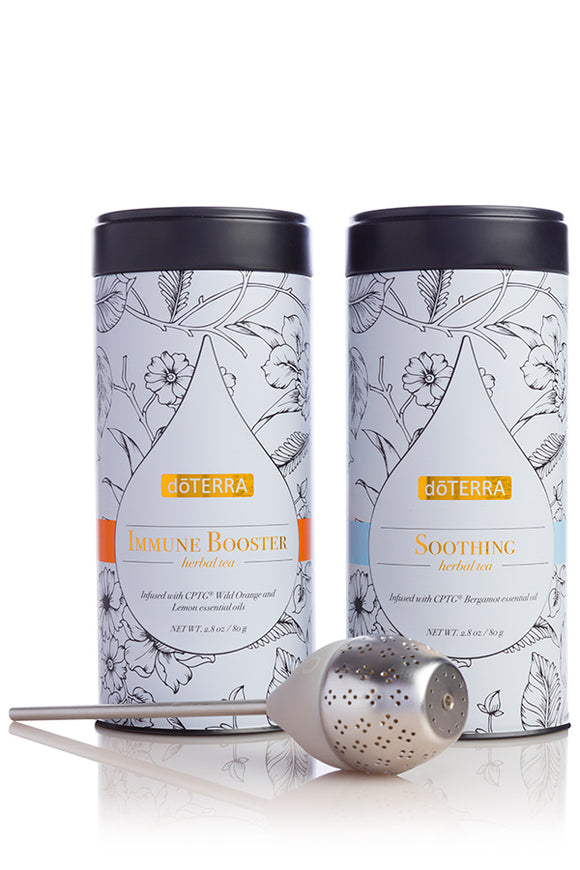 doTERRA Herbal Tea Collection - doTERRA