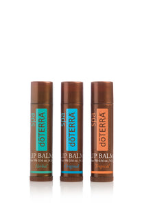 doTERRA SPA Lip Balm - 3 Pack - doTERRA