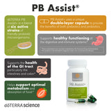 doTERRA PB Assist+ Probiotic Defense Formula