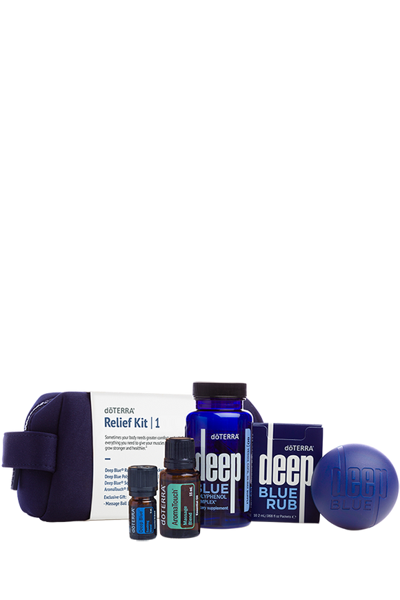Relief Wellness Program Kit 1