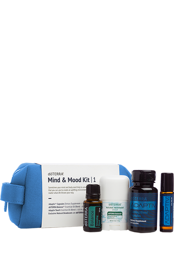 Mind & Mood Wellness Program Kit 1