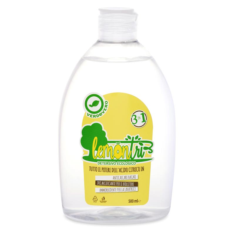 LemonTrì Detersivo ecologico 3 in 1