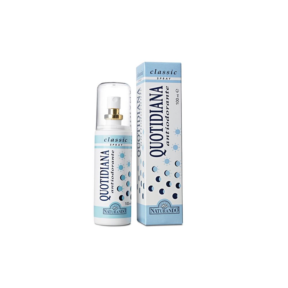 Quotidiana Antiodorante Spray