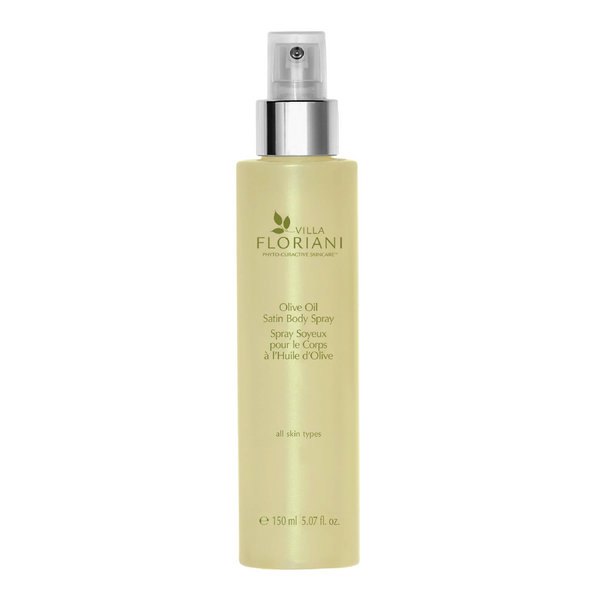 Olive Oil Satin Body Spray - Tricoci Salon & Spa