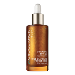 Shimmering Body Oil - Tricoci