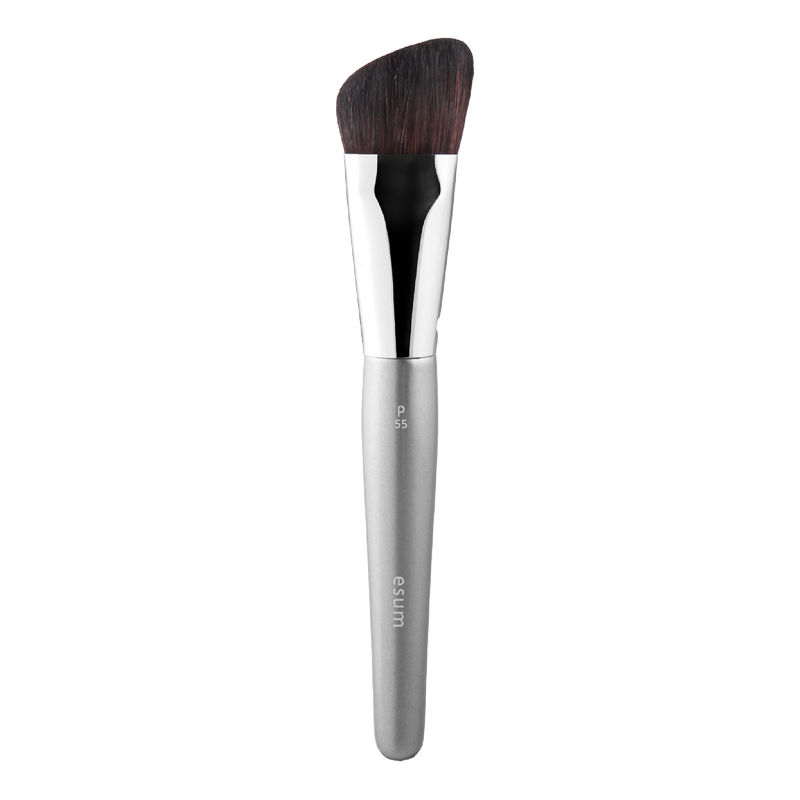 Esum P55 Large Angle Contour Brush - Tricoci Salon & Spa