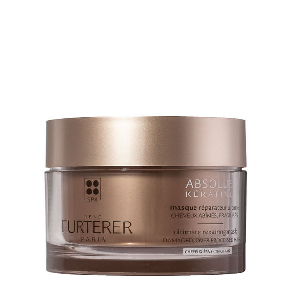 Absolue Kératine Ultimate Repairing Mask - Thick Hair - Tricoci