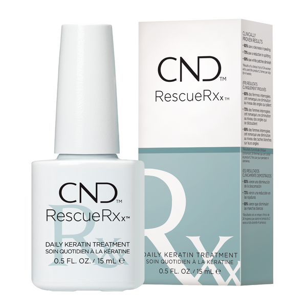 Rescue RXx™ Nail Keratin Treatment - Tricoci