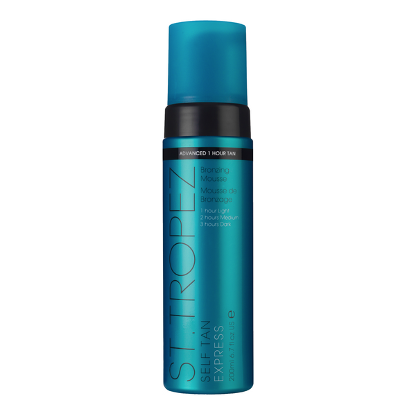 Express Self Tan Bronzing Mousse - Tricoci