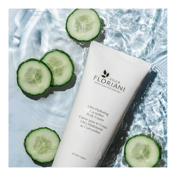 Ultra Hydrating Cucumber Body Cream - Tricoci Salon & Spa
