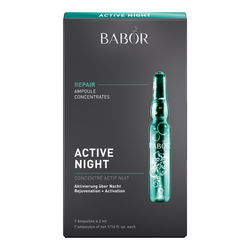 Active Night Ampoule Serum Concentrates - Tricoci