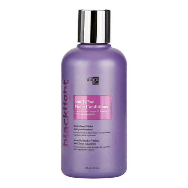Blacklight Anti-Yellow Violet Conditioner - Tricoci Salon & Spa