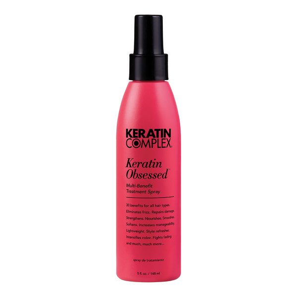 Keratin Obsessed® Multi-Benefit Spray - Tricoci Salon & Spa