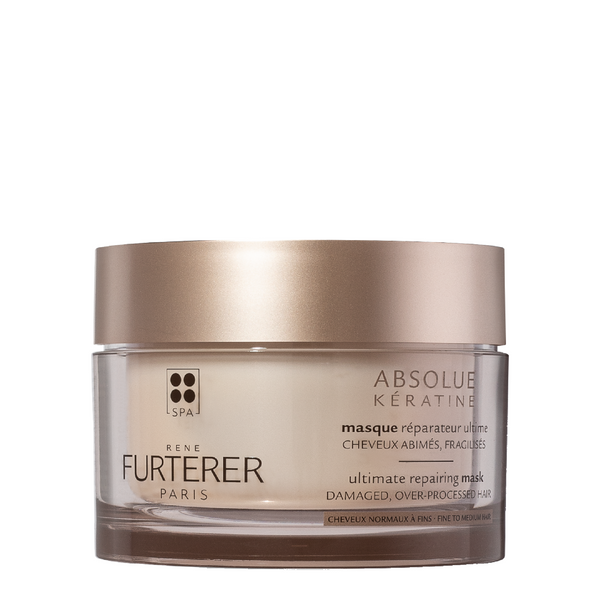 Absolue Kératine Ultimate Repairing Mask - Fine to Medium Hair - Tricoci