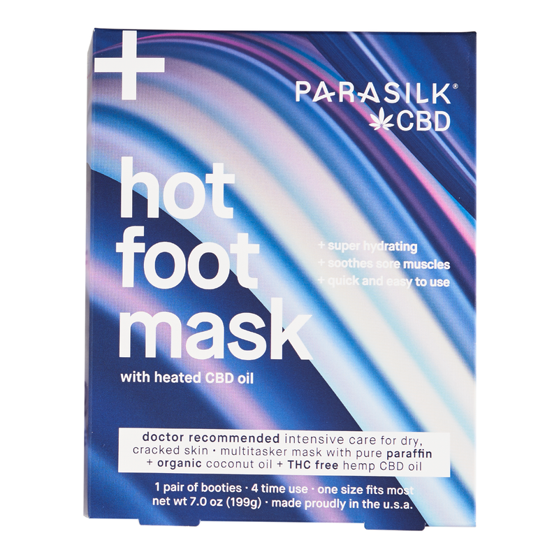 Hand & Foot CBD Mask