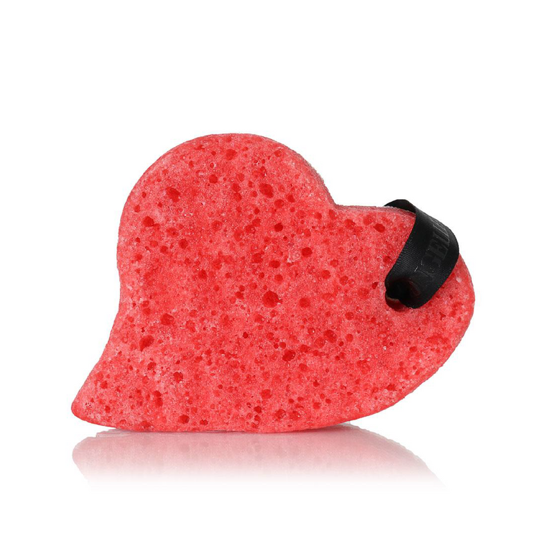 Heart Shaped Buffer Sponge