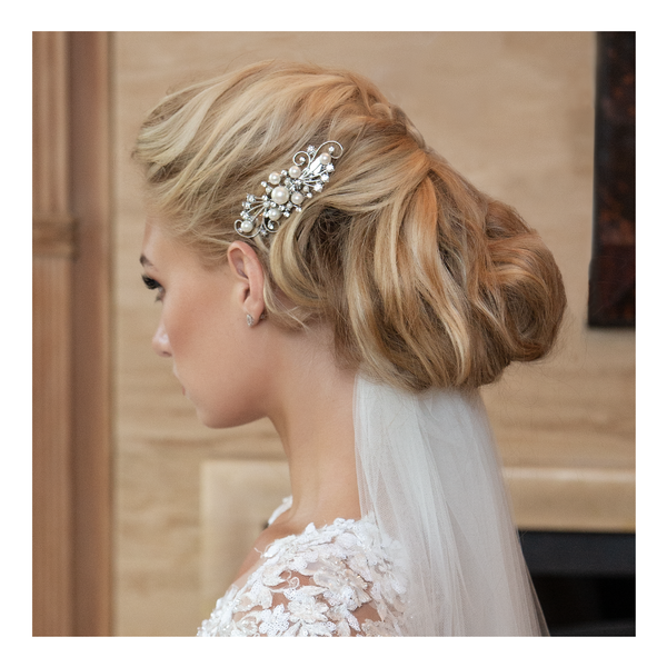 Bridal Hairstyle - Tricoci