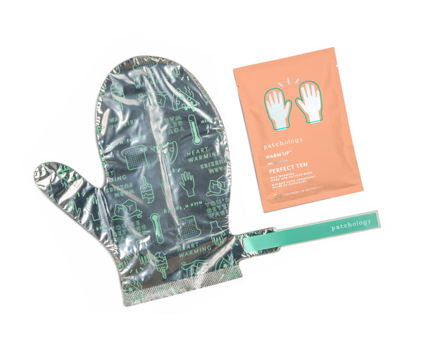 Perfect Ten Self-Warming Hand and Cuticle Mask - Tricoci