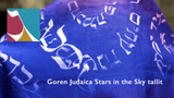 Stars in the Sky tallit video