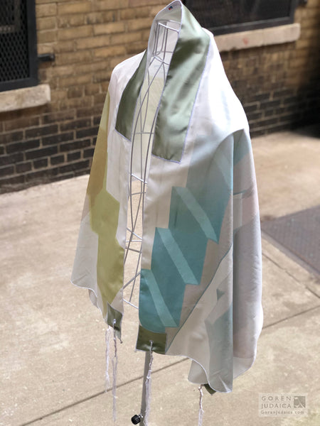 Tallit: Mah Nora / How Awesome