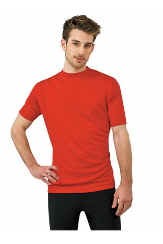 Cool Loose Crew Neck Short Sleeve