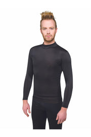 Cool Compression Mock Long Sleeve