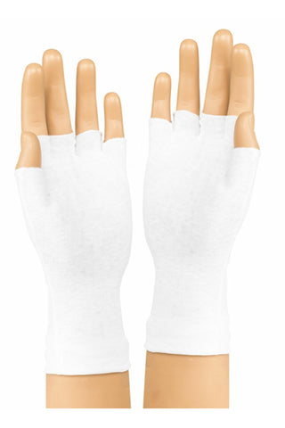 Fingerless Long Wristed Military Glove