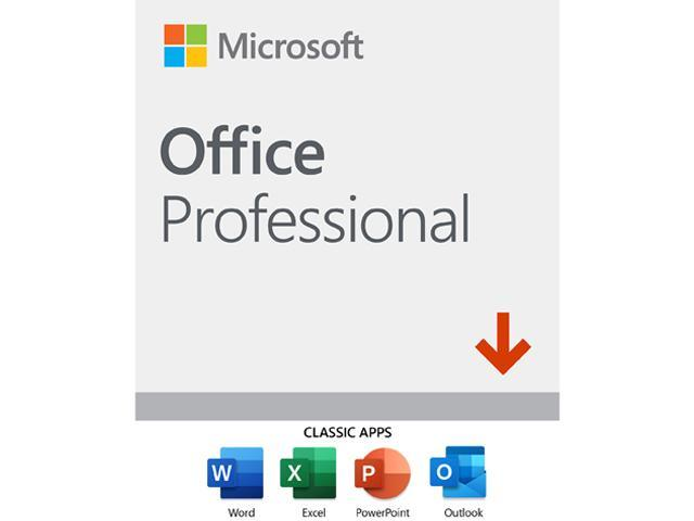 Microsoft Office Professional 2019 For Windows PC