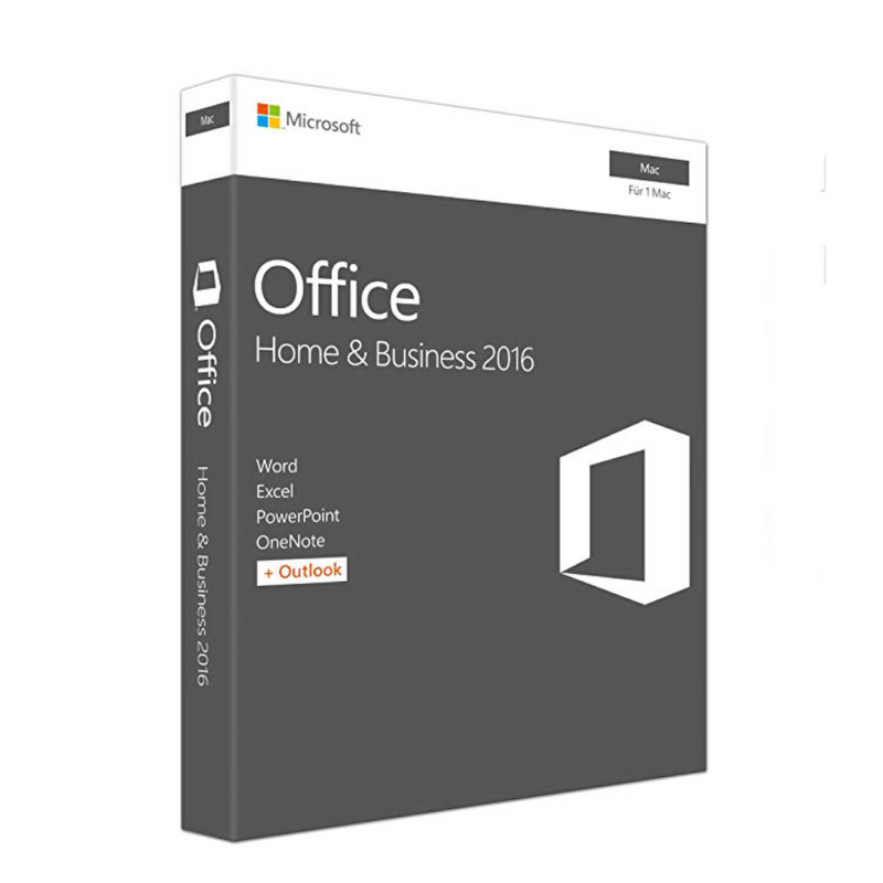 Microsoft Office 2016 Home and Business For Mac Device