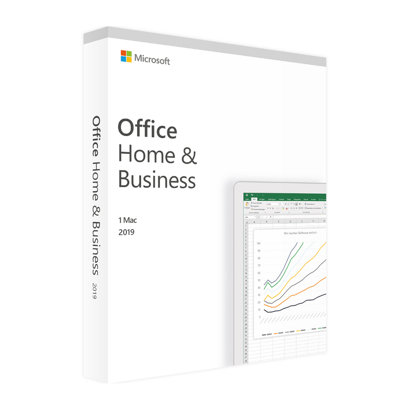 Microsoft Office 2019 Home and Business For MAC Device