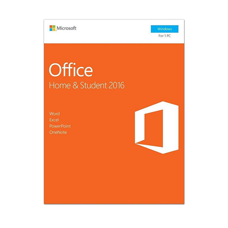 Microsoft Office 2016 Home and Student for Windows Device