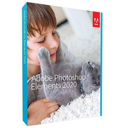 Adobe Photoshop Elements 2020 For Editing Video/Movie and Photo