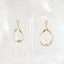Olivia Earrings Gold