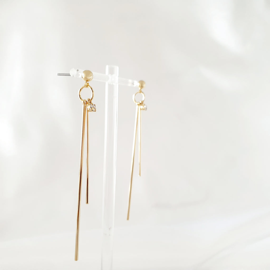 Keily Earrings Gold