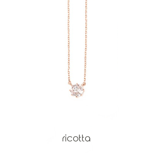 Rose Gold Necklace - Ricotta Accessories