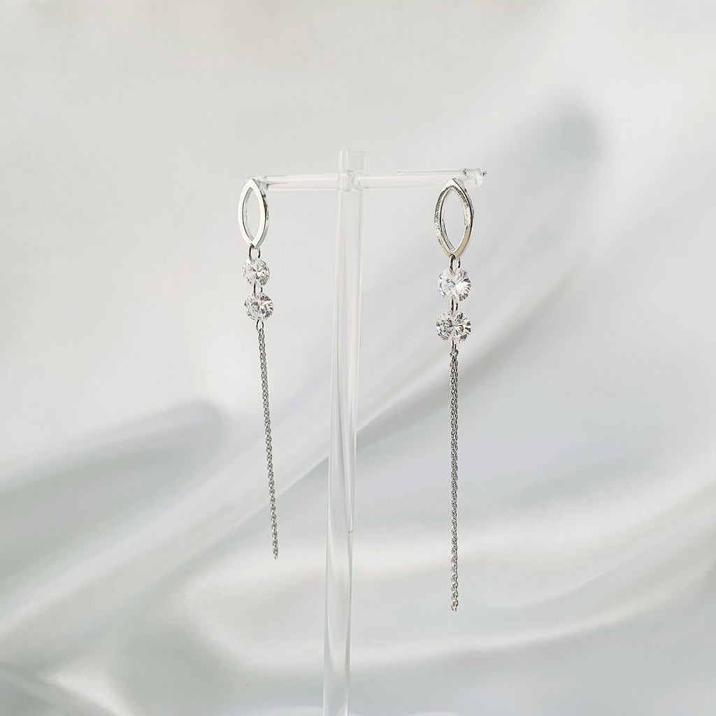 Sterling Silver Earrings - Ricotta Accessories