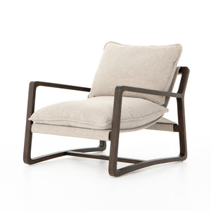 Ronan Chair - Cobblestone Jute