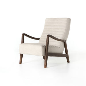 Travis Chair - Linen Natural