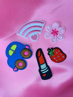 "The ""Girly"" Patch Pack"
