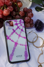 Load image into Gallery viewer, Pink Tie Dye Spiral - Biodegradable phone case