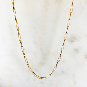 Layla Link Necklace