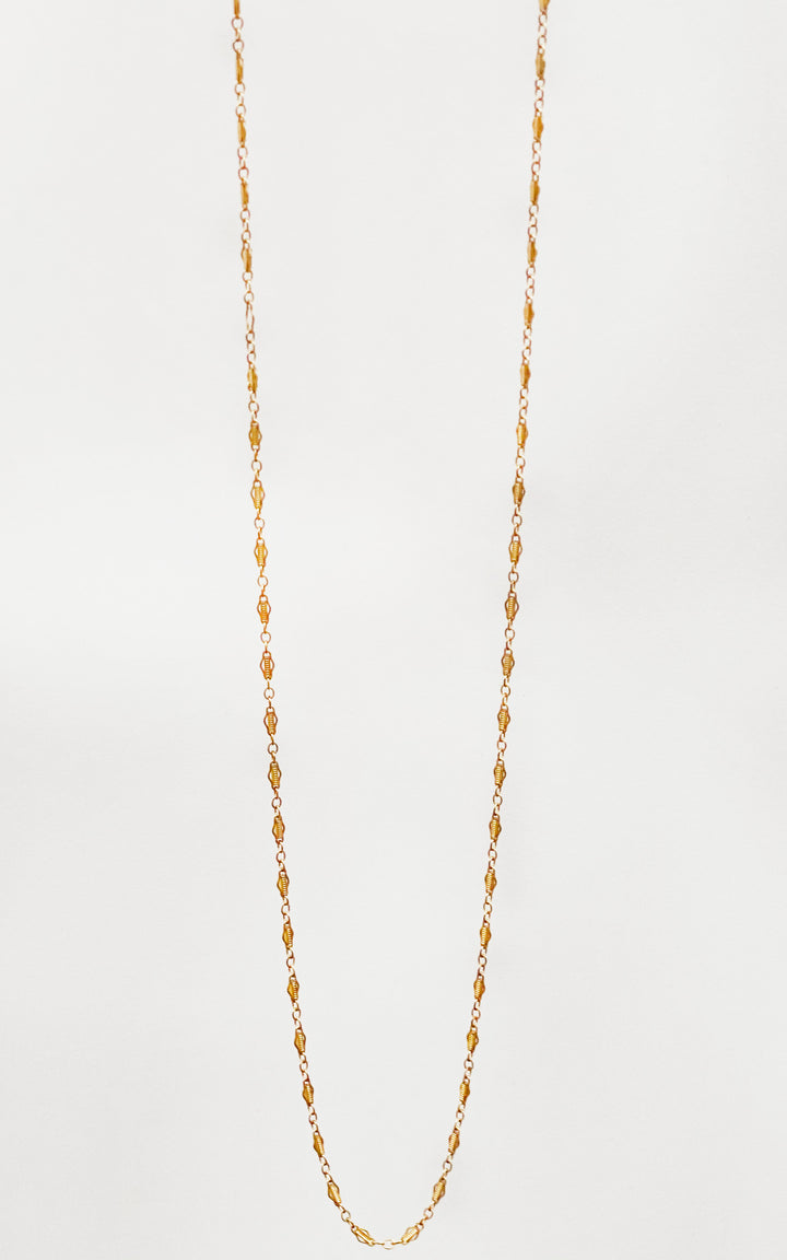 Everyday Mini Baguette Necklace