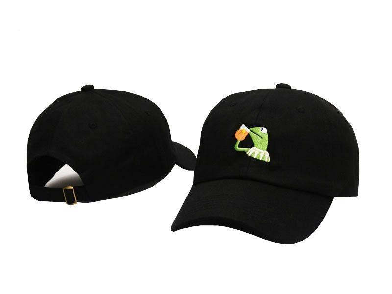 5134aae175990 None Of Kermits Business Dad Hat-Meme-SoScribbly